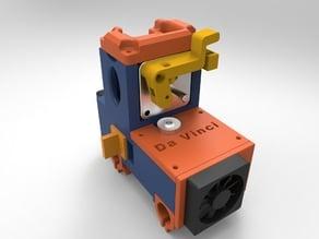 Double Fan E3D/MK8  XYZ Da Vinci 1.0