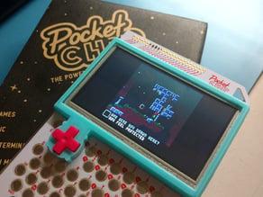 PocketCHIP D-Pad Mod