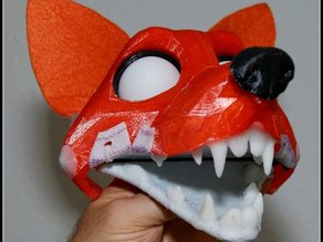 Fursuit or puppet head-base