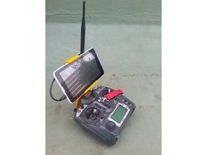 7' Tablet Holder for Turnigi or FrSky 9x Radio