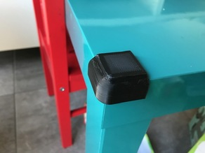 Table protection - Protection coin table