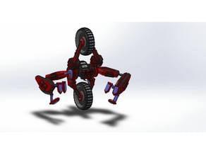 파괴자(destroyer) [snapping] + (transformer)