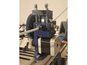 Cyborg Geared Extruder for 3030 Extrusion