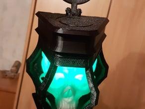Battery Box for Skull Lantern