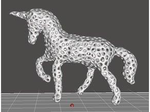 Voronoi Unicorn