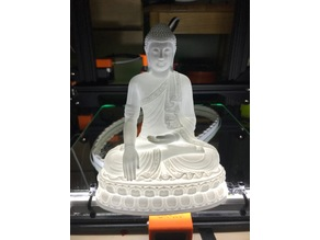 Hires Buddha (stronghero Ver) LED Light Base