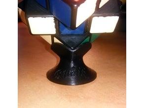 Rubik Cube Pedestal