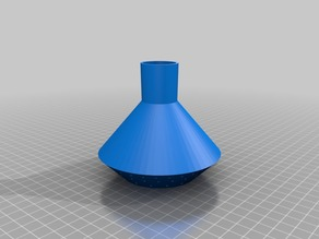 My Customized Parametric sprinkle nozzle for watering can
