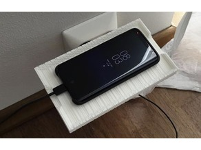 Samsung Charger-mount/shelf