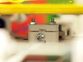 eMaker Huxley Y-axis belt tensioner