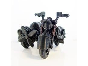 Sidecar Moto Speeder