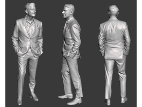 character 4 3dscan