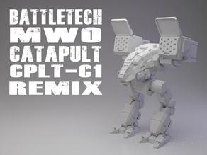 MWO Catapult Remix