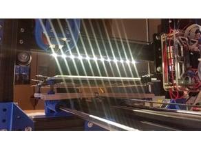 LED bar for Tevo Tarantula and others