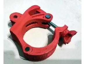 Modular Mounting System bike bracket (handlebar or front suspension)
