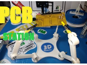 STAMPA 3D Pcb Station