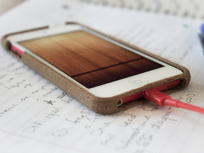 Wooden iPod Touch Case