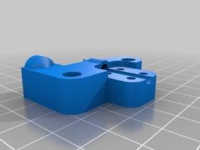 Tiny Flex Extruder Bowden - 20mm spring
