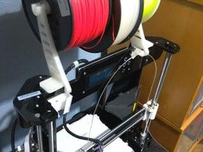 Anet A8 3 rollos de filamento con solo 3 piezas super estable