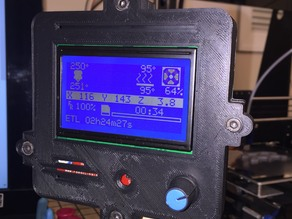 RAMPS LCD 12864 Enclosure