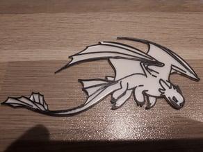 Dragon 3 night Fury
