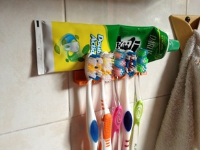 Toothbrush Holder (Family Set)