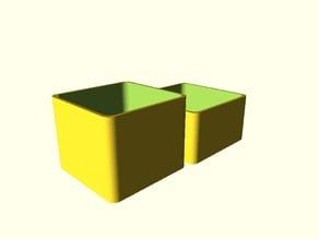 Fully Parametric Box