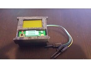 Transistor tester case
