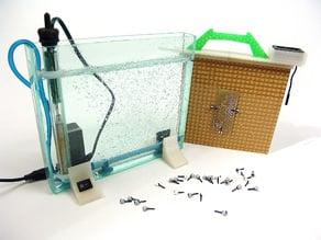 Tiny Etching Tank - Portable engraving machine