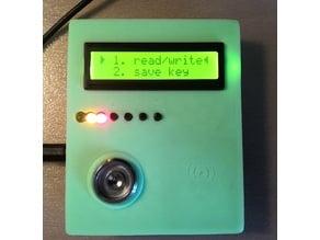 Case for TM and RFID copier