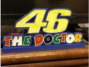 The Doctor - 46 with stand