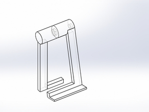 Iphone / Samsung / Tablet / Ipad anything smartphone STAND - pivotable
