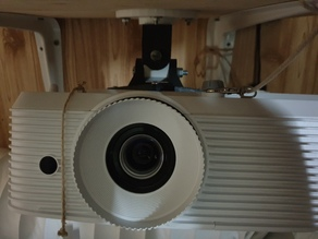 Optoma projector ceiling mount