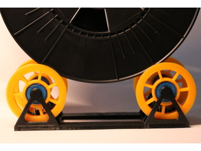 Filamentrollenbock – Filament Spool Roller