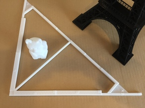 Ryan's X & Y Calibration Step Triangle
