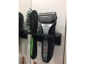 Shaver and Hair Comb Holder Stand Support