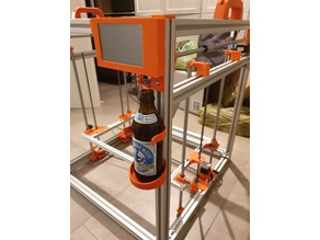 Bottle Holder for 3030 Extrusion