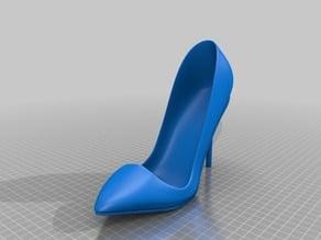 Woman Shoe V2 - Pigalle