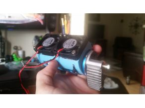 HobbyWing XeRun 4274 Cooler