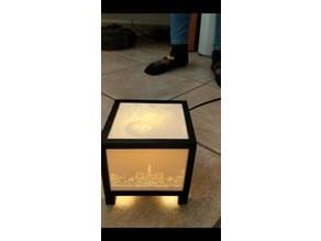 Lithophane Lighting Box