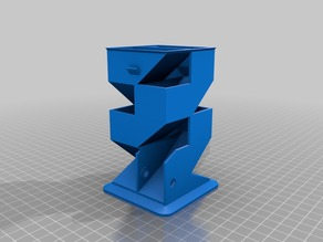 Dice Tower Monoprice Mini remix