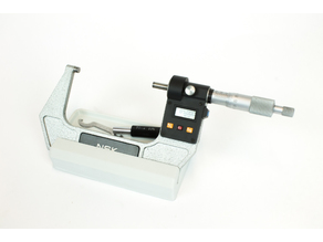 Micrometer 75 - 100 holder