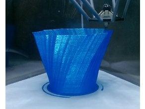 Hectagon Vase (Quick Print Test)