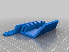 Prusa Ikea Lack Enclosure Door Knob w/ Insertable Magnets