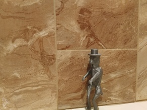 Creature from my bathtub