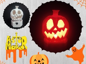 Jack-O-lantern Remixed