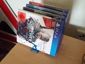 DVD/Blueray Hanger/Stand