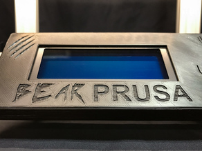 LCD Cover for Prusa Bear Upgrade
