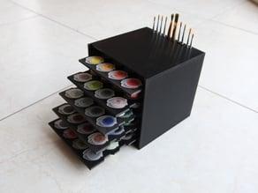 PaintBox for 'Numero d'Art'