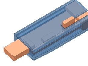 USB ISP Programmer Case